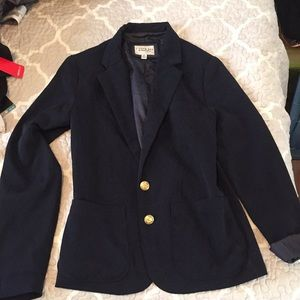 Forever 21 Navy blue women's blazer